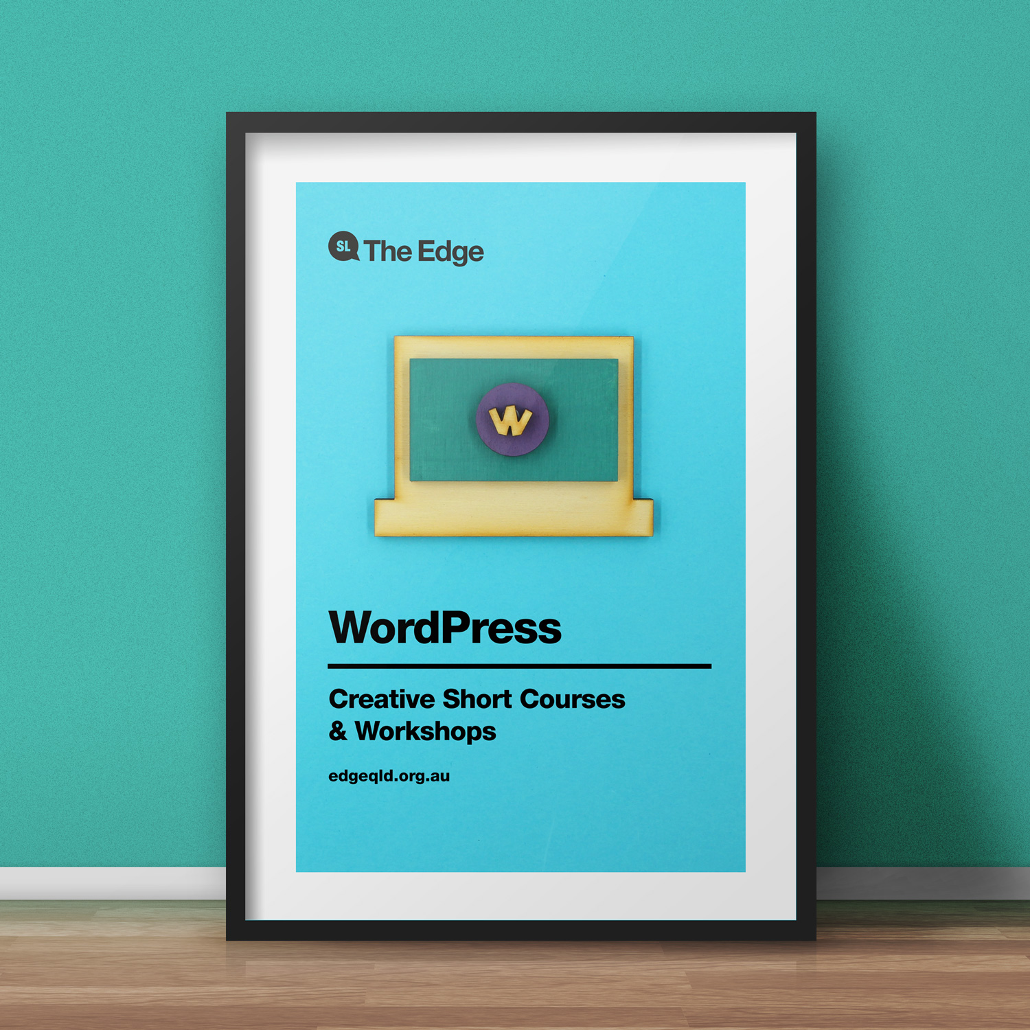 WordPress Poster